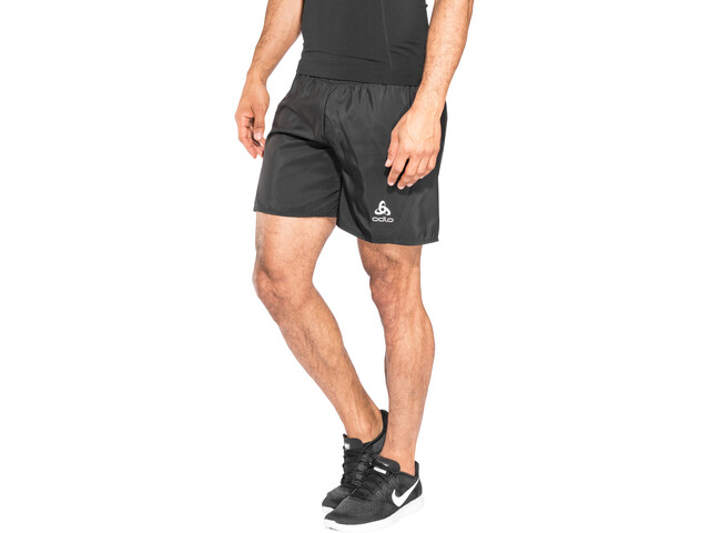 Odlo Core Light Pantalones cortos running Hombre, black